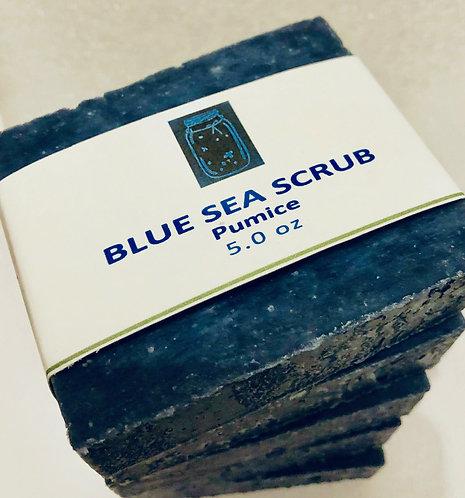Blue Sea Scrub
