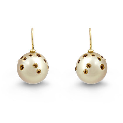 GALAXIE Gold Earrings