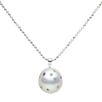 GALAXIE Treasure Pendant Necklace