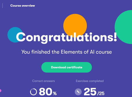 Learn the Basics of AI with this Online Course from Finland