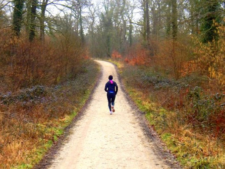 10 reasons why writing is like running