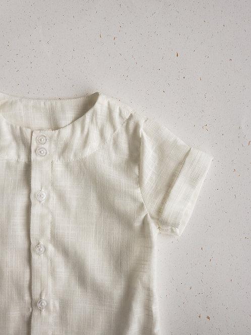 Camisa Tito - Off white