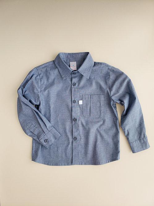 Camisa clássica Léo