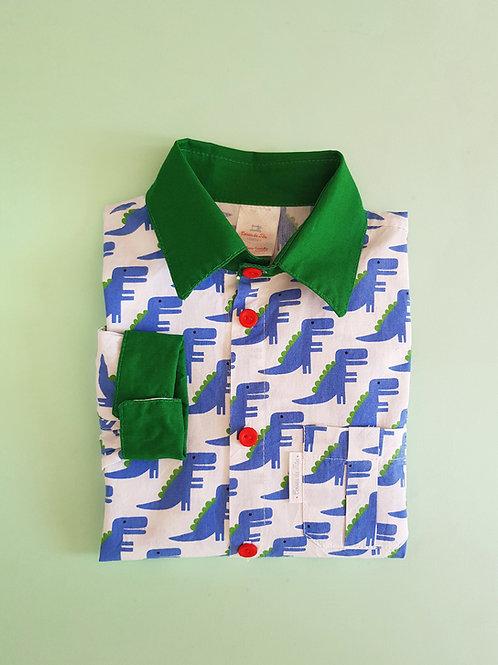 Camisa Manga Longa Dinotito
