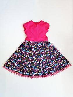 Vestido para menina - festa