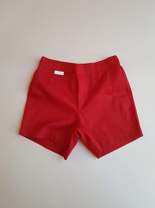 Bermuda Vintage Vermelha