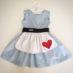 Vestido bebê 1 aninho