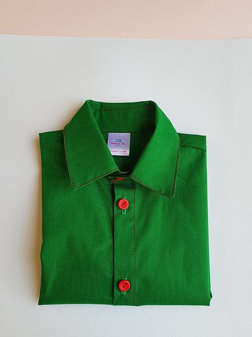 Camisa Verde Bandeira