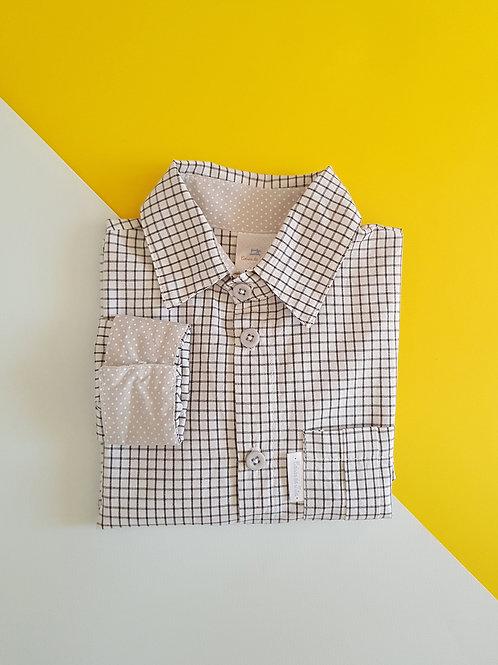 Camisa Manga Longa Caetano