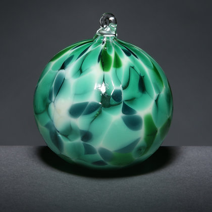 Green Frit Ornament
