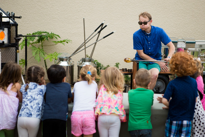 Learn to Blow Glass at Any Age