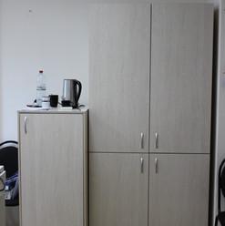 Шкаф в офисе