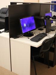 Столы для интерактивной бибилиотеки ПГУ