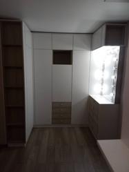 П-образный распашной шкаф в Пензе