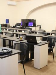 Столы для интерактивной библиотеки ПГУ