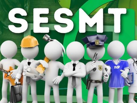 Quem pertence ao SESMT pode se candidatar à CIPA?