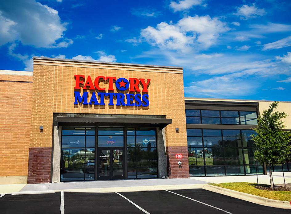 Factory Mattress - Cedar Park