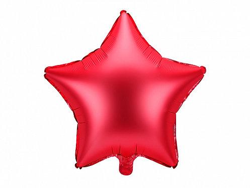 Foliestjerne Rød