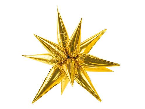 Foliestjerne Gull