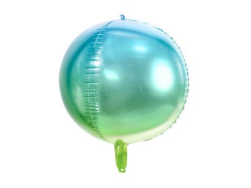 Foliekule Blå/Grønn