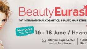 BeautyEurasia: Uluslararası Kozmetik, Güzellik, Kuaför Fuarı