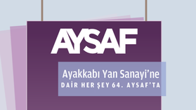 AYSAF global ticarette fark yaratacak