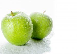 Le chakra pomme, «je digère»