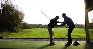 golf teaching coaching