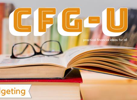 Budgeting - #CFG-U