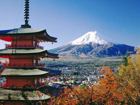 Choosing Japan and the Process