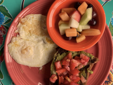 The Flying Biscuit Cafe: A Traditional Southern Breakfast