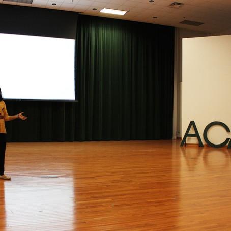 A Not-So-Normal ACAD Talks