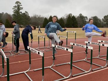 Track and Field Sprints Toward New Season