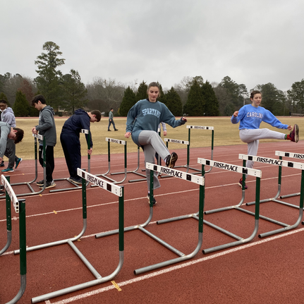 Track and Field Sprints Toward New Season