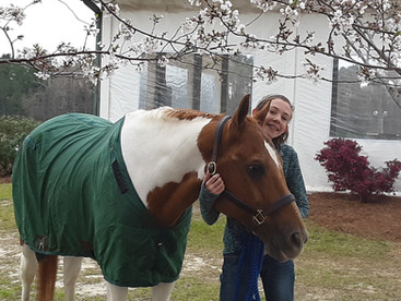 Student Spotlight: Emily Coggins and Horseback Riding