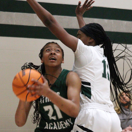 Working for the Win: A Review of the Girls Basketball Season