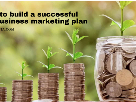 How to build a successful agribusiness marketing plan