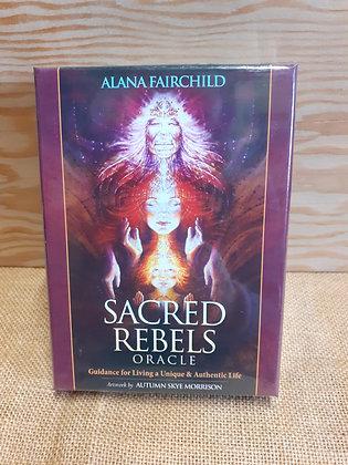 Sacred Rebels by Alana Fairchild