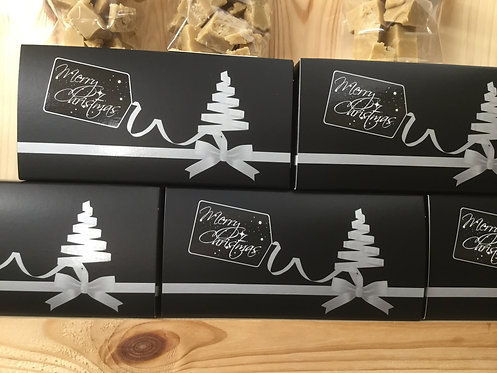 Merry Christmas Fudge Box - Choose your Own!