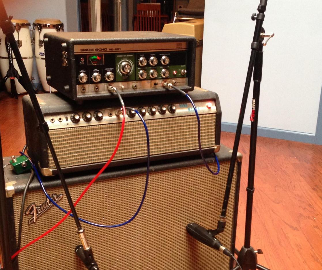 Bandmaster w/ Space Echo