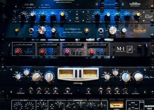 Outboard Pre Rack