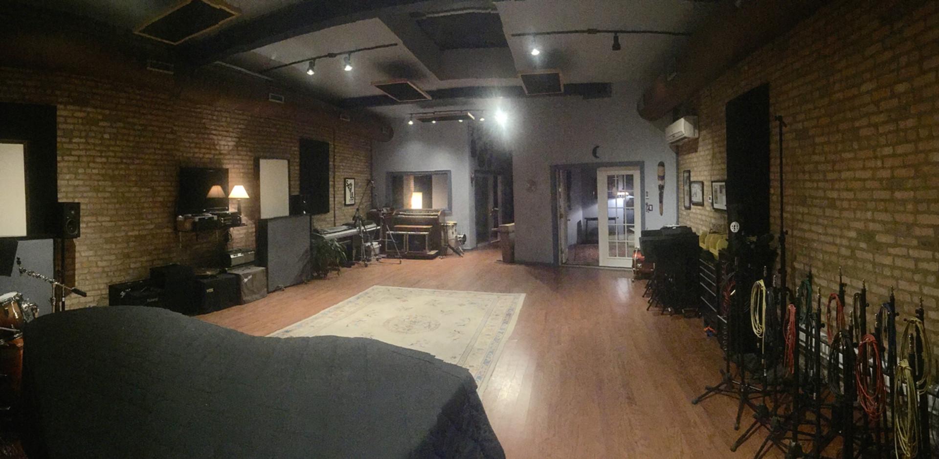 Studio Wide Shot