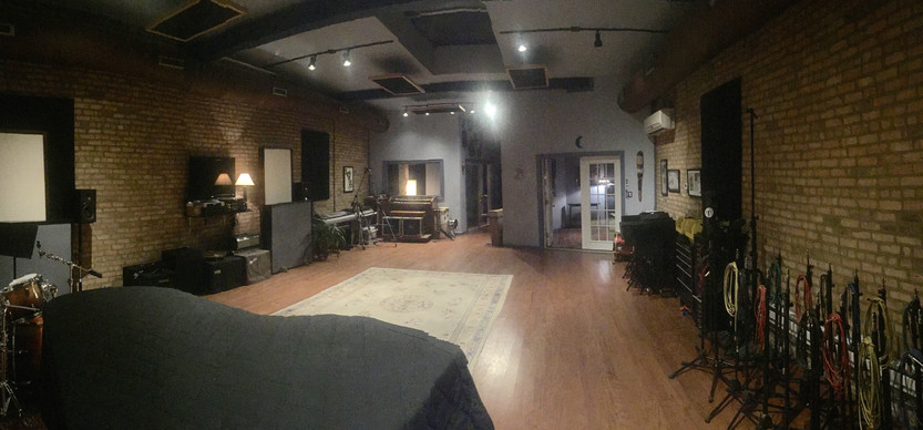 Studio Wide Shot