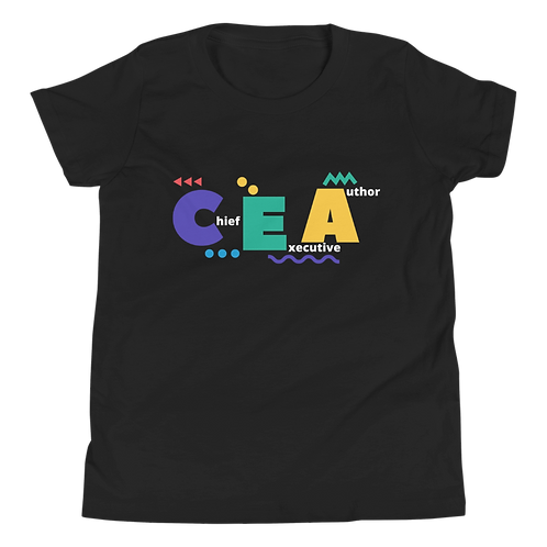 CEA Youth Short Sleeve T-Shirt