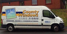 County Windows Van.jpg