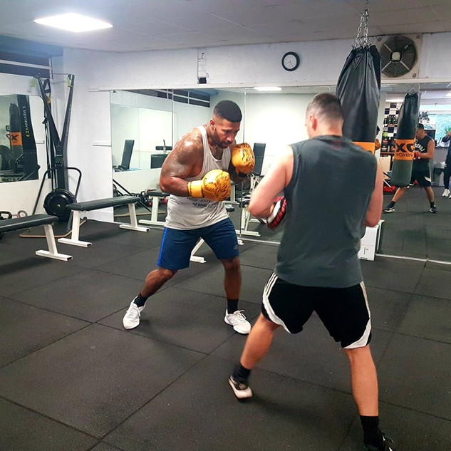 Park View Fitness Boxing Workouts