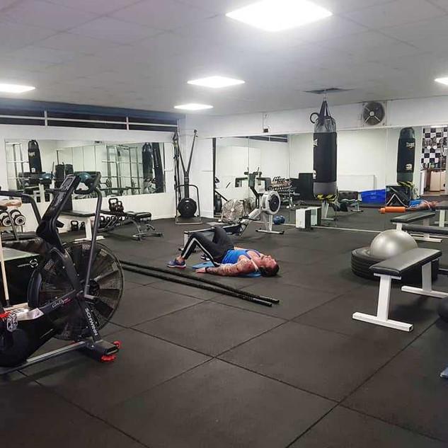 Park View Fitness Aerobic Studio