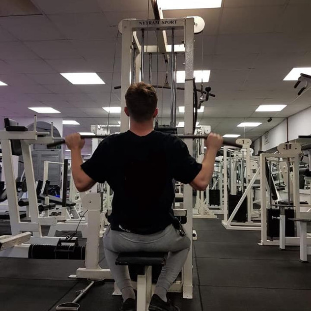 Park View Fitness Strength Training