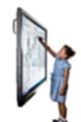 Clevertouch Interactive Display