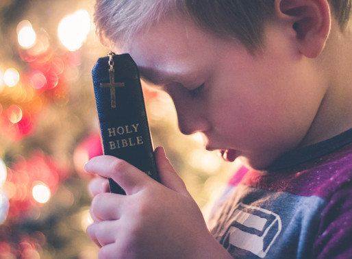 TEACHING CHRISTIAN BELIEVES AND VALUES TO OUR CHILDREN